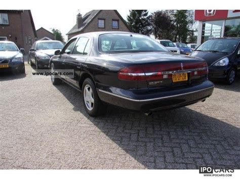 automotive air conditioning repair 1996 lincoln continental head up display 1996 lincoln continental v8 very net car photo and specs