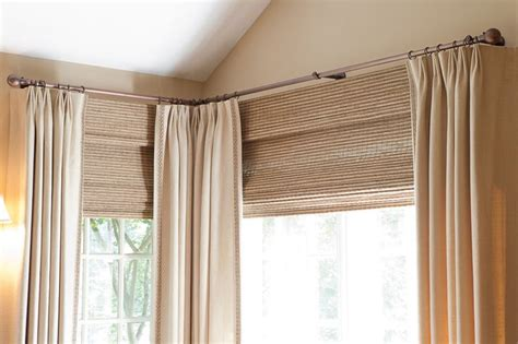 corner window treatments 25 best ideas about corner window treatments on
