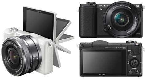 Gambar Kamera Digital Sony jual sony mirrorless digital alpha a5100 ilce 5100l wap2 white merchant murah