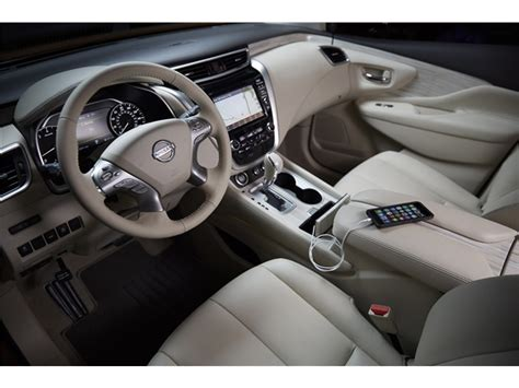 nissan murano interior 2017 nissan murano prices reviews and pictures u s