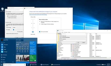 You With You 10 windows 10 settings you should change right away