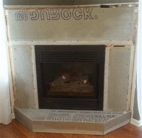 how to reface a fireplace how to reface a fireplace step by step removeandreplace
