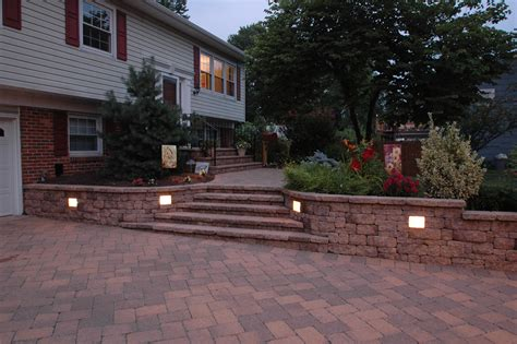 retaining wall accent lights retaining wall lighting best home design 2018