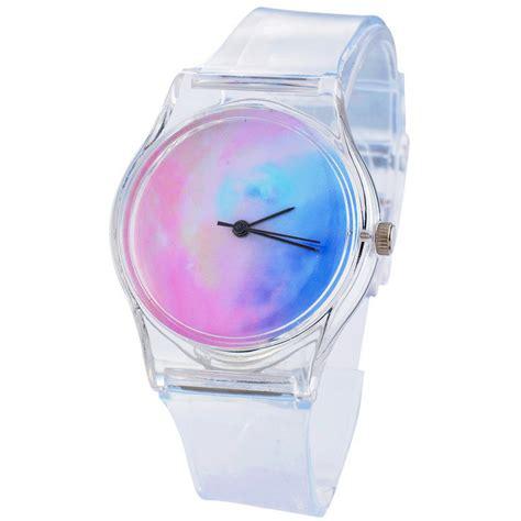 Wanita Transparan jam tangan transparan wanita transparent
