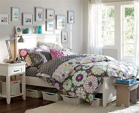 cute teenage bedrooms bedroom ideas for teen girls cute bed in pink sideboar dressing table set cute small chair small