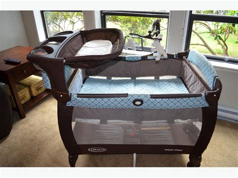Portable Crib Mattress For Pack N Play by Graco Pack N Play Crib Saanich