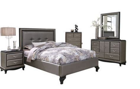 Gray Bedroom Ls 6 King Bedroom Set Home Design