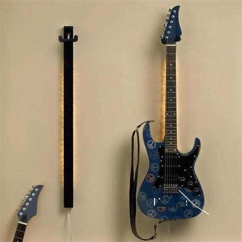 decorative guitar wall mount light your guitar wall mount if you need something