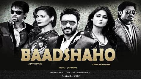 film update 2017 baadshaho movie trailer 2017 ajay devgan emraan hashmi