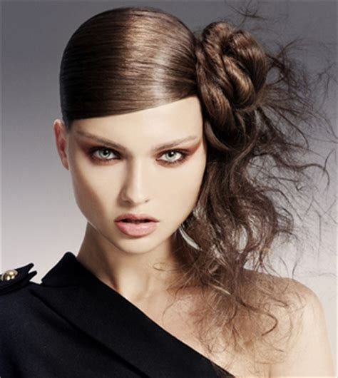 hairstyles for curly unmanageable hair 6 great hairstyles for frizzy hair