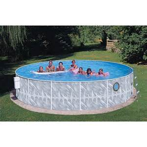 Backyard Pools Walmart Heritage 15 X 42 Quot Above Ground Swimming Pool Walmart