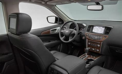 nissan pathfinder 2017 interior 2017 nissan pathfinder release date price review interior