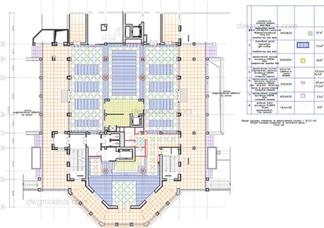 Hotel Floor Plan Dwg | hotel 2 floor plan l1 dwg free cad blocks download