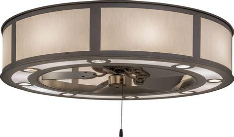 meyda ceiling fans meyda 161547 smythe craftsman nickel home ceiling