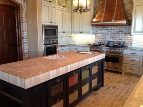 houzz kitchen islands new home traditional kitchen islands and kitchen carts by creative cabinets inc
