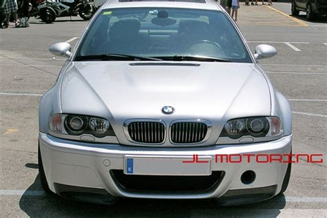bmw   csl style front bumper