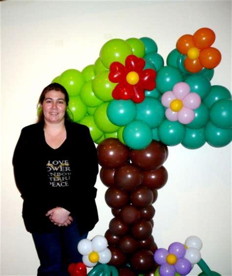 193 rboles de globos de decoraci 243 n imagui