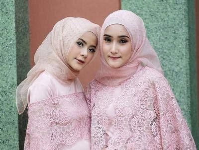 tutorial hijab voal ini lho pilihan atasan brokat hijab kekinian yang lagi