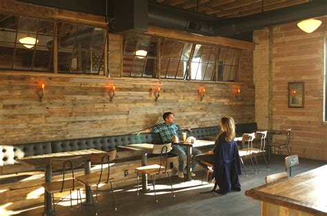 wooden coffee shop design put down what you re doing and look at this new cafe right now