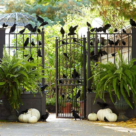 outdoor home decoration 24 beautiful halloween home decor for enjoy your halloween
