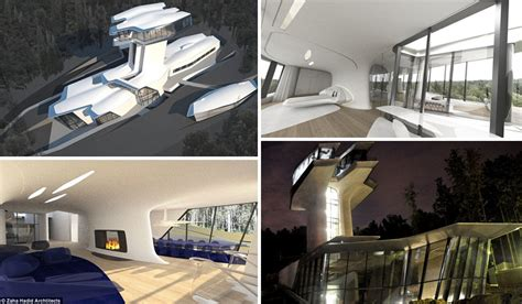 Futuristic Homes Interior by Zaha Hadid Extending Her Architectural Prowess To Nyc