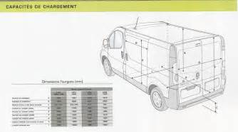 Nissan Primastar Dimensions Nissan Primastar 1 9 2004 Auto Images And Specification
