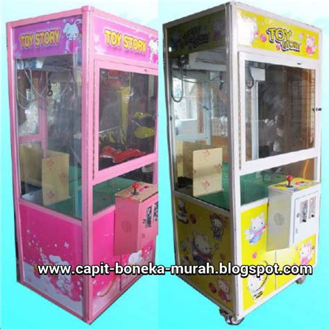 Power Lifier Built Up Murah jual capit boneka murah