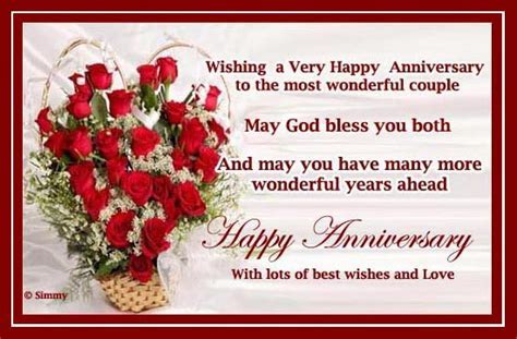 Happy Anniversary To You Both  Free To a Couple eCards