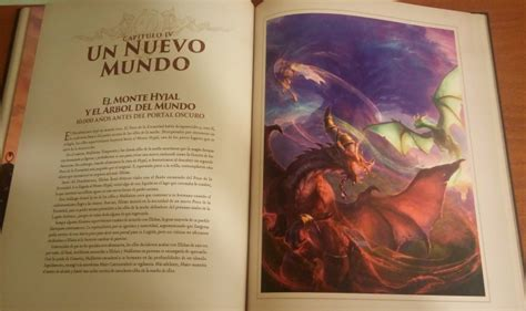 libro world of warcraft crnicas rese 241 a de world of warcraft cr 243 nicas vol 1