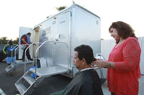 Mobile Showers For The Homeless by Mobile Shower Program Introduced At Chula Vista Center