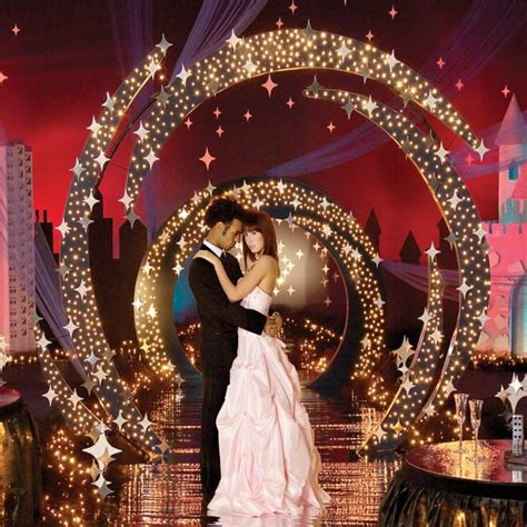 prom themes with pictures enchanted evening complete theme anderson s