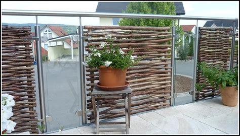 terrasse sichtschutz glas sichtschutz terrasse holz und glas page beste