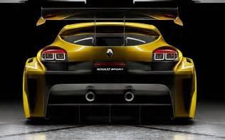 Renault Megane Back Renault Megane Trophy Back Wallpaper Hd Car Wallpapers