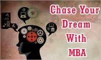 Chasing Dreams Mba by Chasing Their Dreams With Mba