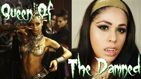 queen of the damned akasha makeup by lady death youtube queen of the damned akasha makeup tutorial youtube