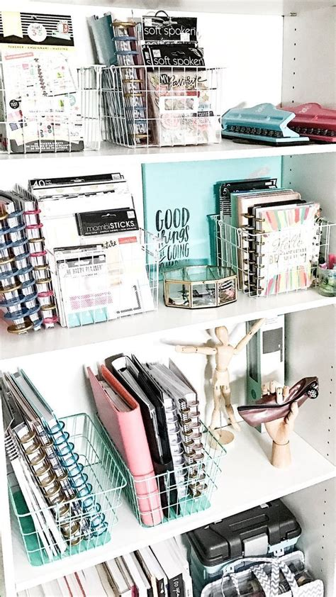 How To Organize Your Desk At Home Best 25 Stationary Organization Ideas On Pinterest Desk Organization Notebook Organization