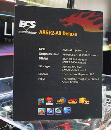 black series fm2 board and more from ecs a gallery of