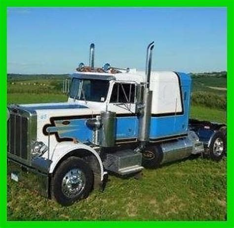 used peterbilt trucks peterbilt 359 for sale used trucks on buysellsearch