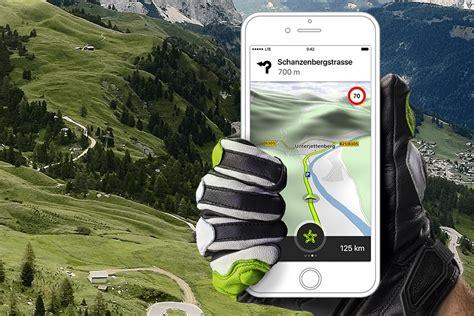 Motorrad Navigation Navigon by Navigon Cruiser Neue Navi App F 252 R Motorradfahrer