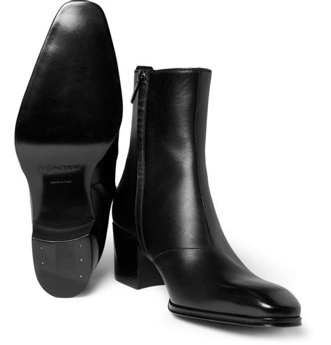 yves laurent mens boots clothing from luxury brands