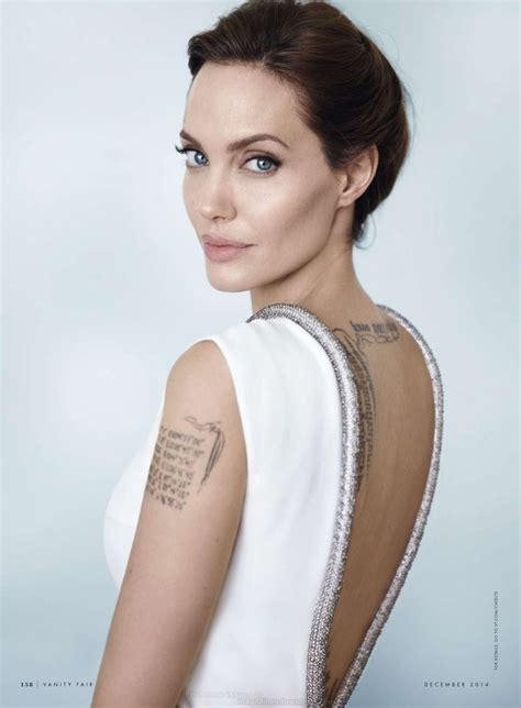 angelina jolie angelina jolie vanity fair magazine december 2014 issue