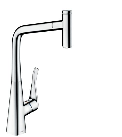 Kitchen Mixer Dwg Hansgrohe Kitchen Mixers M71 M7115 H320 Single Lever