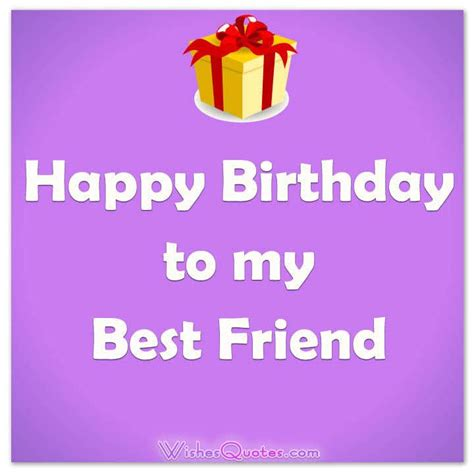 Best Birthday Quotes For Best Friend Best Friend Birthday Quotes Quotesgram