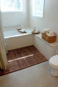 Bathroom Floating Floor Bathroom Floor And Shower Tile Ideas Studio Design