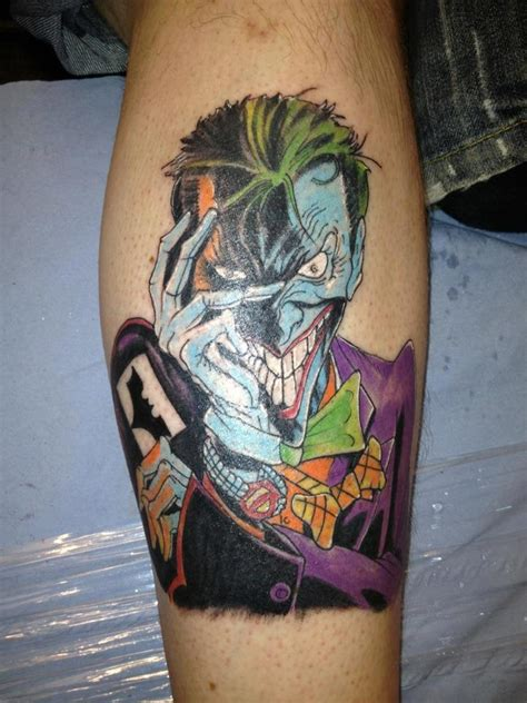 joker tattoo studio wolmirstedt joker by tristan pitman inkwell custom tattoo studio in