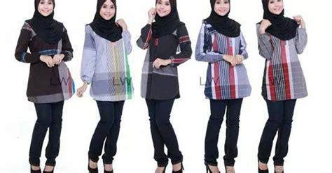 Vd Blouse Blossom H Baju Atasan Baju Wanita Tun Berkualitas 1 koleksi fesyen terkini new stock