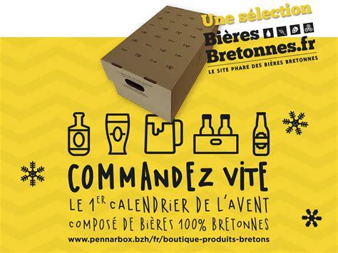 Calendrier De L Avent Biere Bretonne Calendrier De L Avent Des Bi 232 Res Bretonnes Avec Penn Ar Box