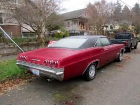 seattle s classics 1965 chevrolet impala ss