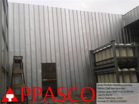 Pembuatan Cladding Spandex di Lippo Mall Puri   Jual