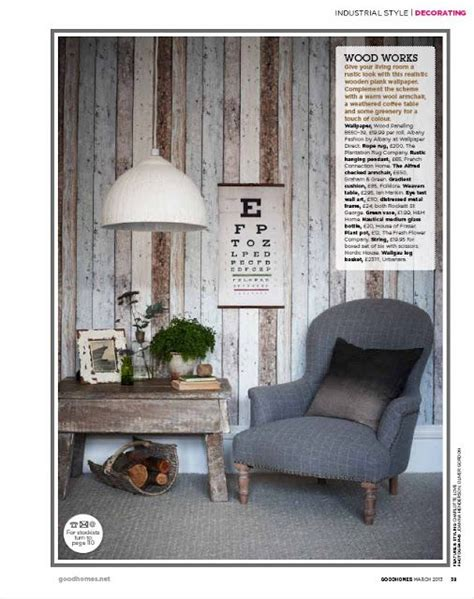 Wallpaper That Looks Like Wainscoting by The World S Catalog Of Ideas